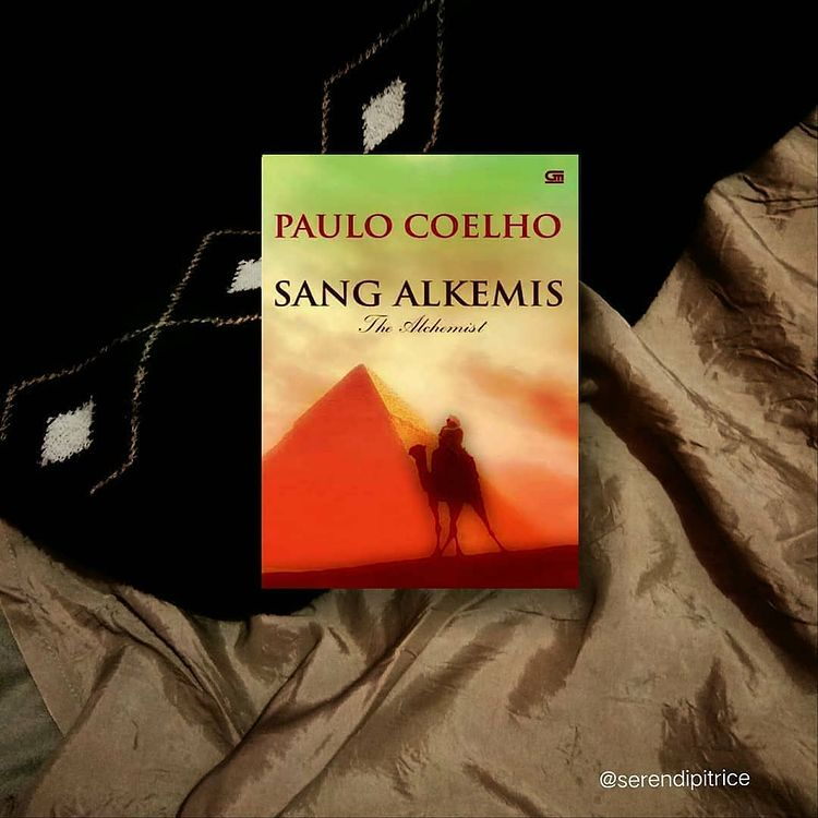 Review Buku : The Alchemist