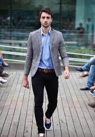 model blazer pria murah
