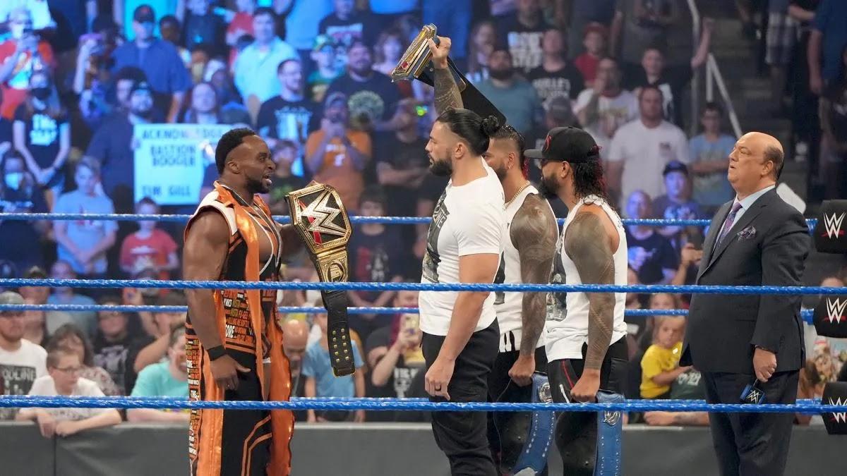 Revelados os futuros adversários de Roman Reigns e Big E na WWE