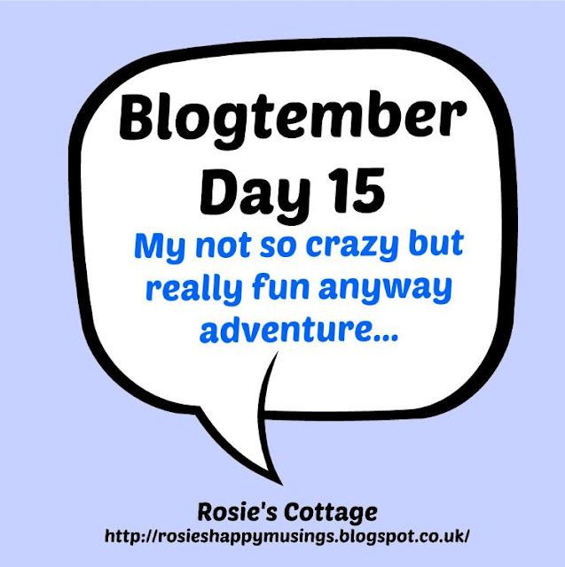 Blogtember Day 15