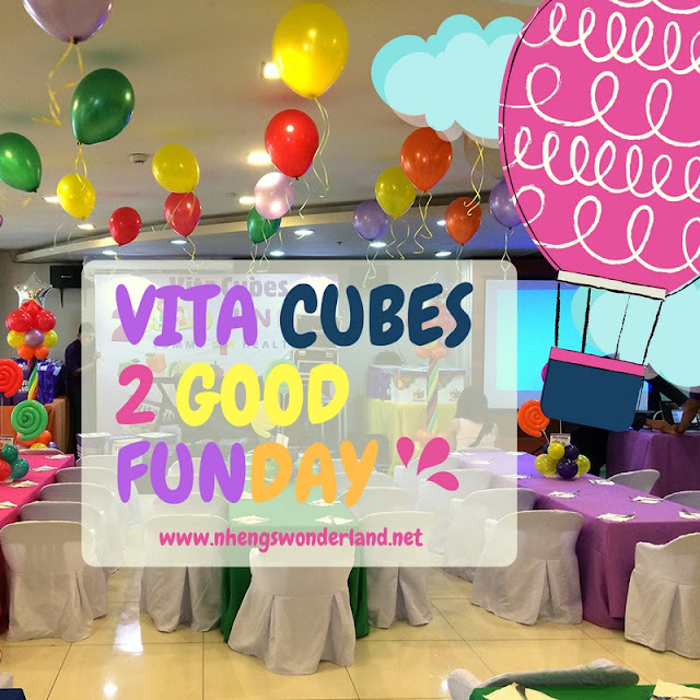VITA CUBES 2 Good Fun Day