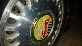 Tutup Dop Velg Mobil Anda Hilang ? Ini solusinya