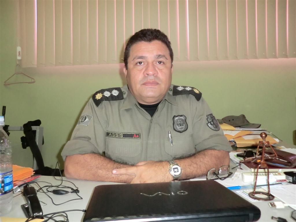 Resultado de imagem para Coronel Assis Azevedo