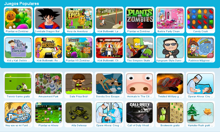 Juegos Online Recomendados Josemicod5 Tecnologia Juegos