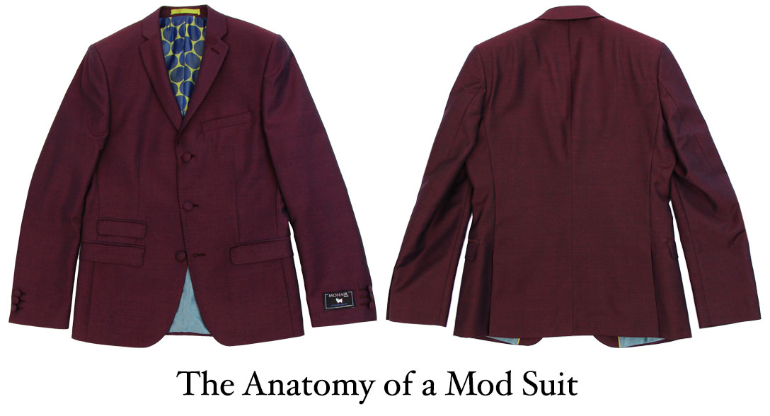 The Anatomy Of A Mod Suit: Part One