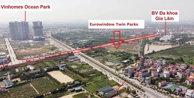 Euro Window Twin Park Trâu Quỳ Gia Lâm