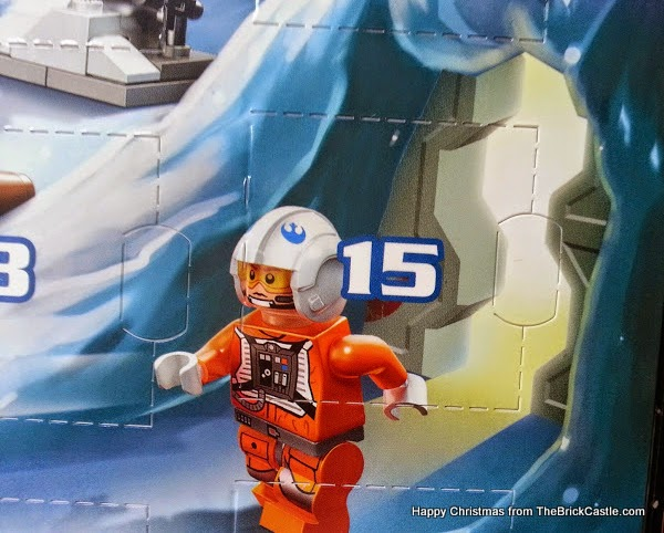 The LEGO Star Wars Advent Calendar December 15