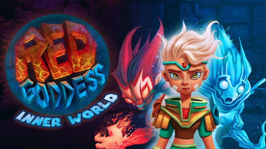 Red Goddess Inner World PC Download Poster