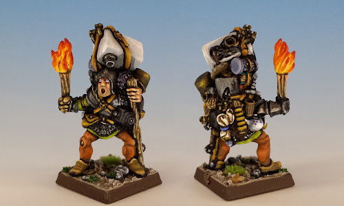 Complete Adventurer, LE20 Limited Edition, Citadel Miniatures (1987, sculpted by Michael Perry)