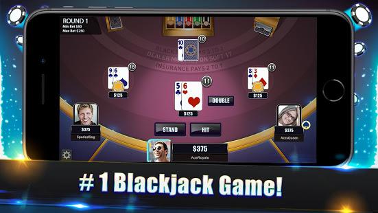 Game Blackjack yang Melawan Pemain Sungguhan di Seluruh Dunia!