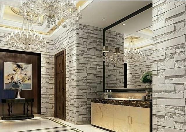 Langkah Pemasangan Batu Alam Untuk Rumah