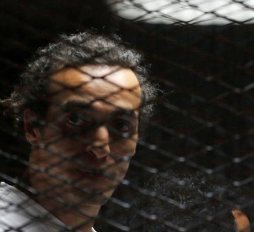 Jailed Egyptian journalist, Abu Zeid to be awarded UNESCO press freedom prize