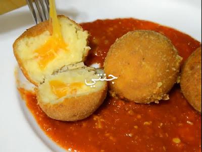 كور البطاطس/احلى كروكيت بطاطس لأطفالك