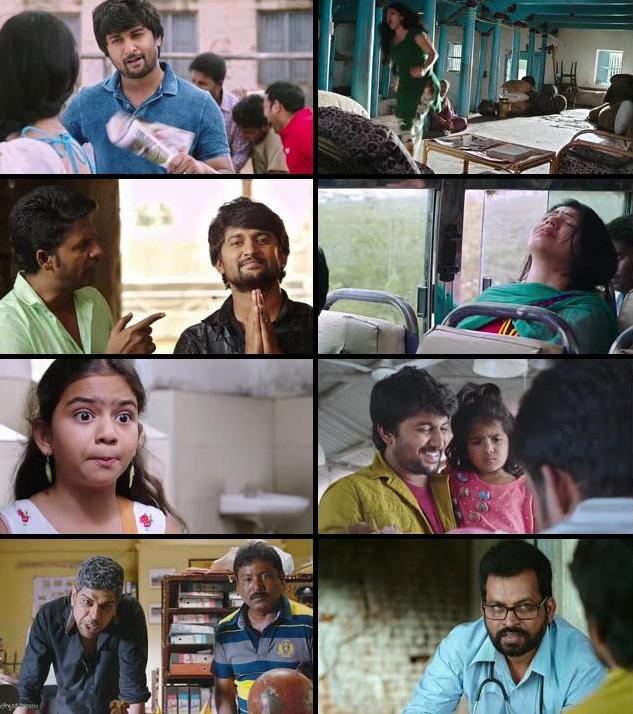 Krishna Gaadi Veera Prema Gaadha 2016 Telugu 720p BluRay