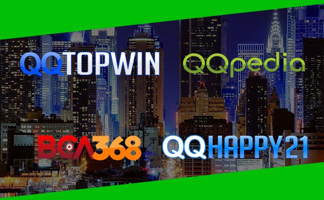 Link Alternatif BCA368 QQPedia QQTopwin QQHappy21 Terpercaya