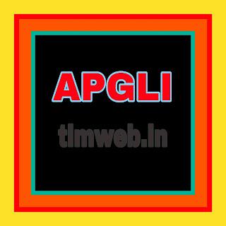 TLMweb® APGLI Policy Details / Policy Number search / APGLI Account Slip / APGLI Forms