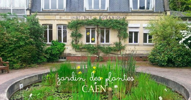 Animation de juillet au jardin des plantes de Caen  Once ...