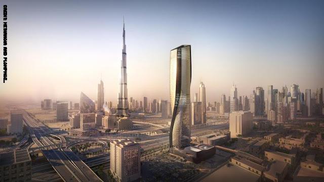 """قريباً في دبي..أعجوبة معمارية """"تتنفس"""""""