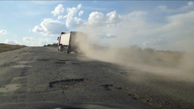 Mołdawskie drogi