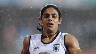4- Sprinter Nirmala Sheoran banned for 4 years, stripped of Asian titles