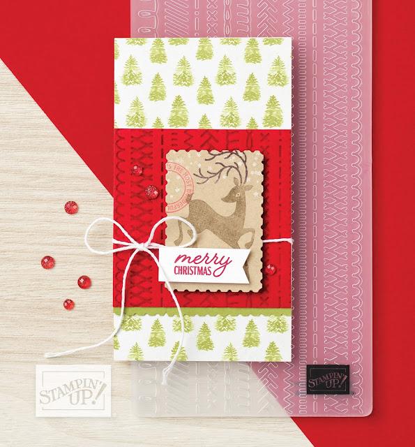 red velvet paper, velvet,  specialty paper, velvet paper samples, stampin' up!, holiday mini catalog, paper crafts, stamping, craft supplies, stampin' up! demonstrator