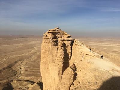 مطل حافة العالم الرياض