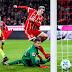 Lewandowski garante vitória do líder Bayern sobre o lanterna; Schalke e Leverkusen também vencem