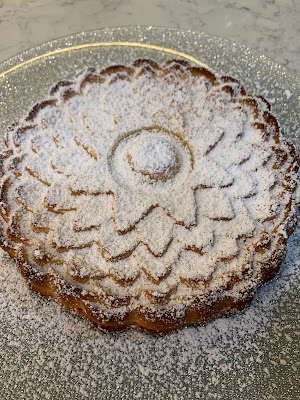 Gluten Free Lemon Pound Cake