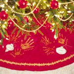 A Family Tree Skirt - Step 10