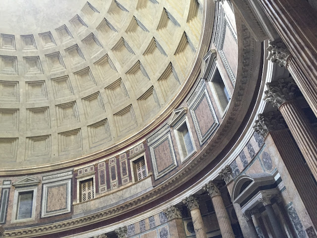 Pantheon, Rome, Italy, Roman, Things To Do In Rome