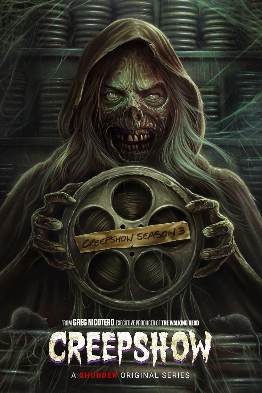 Shudder показал постер третьего сезона хоррор-антологии «Калейдоскоп ужасов»