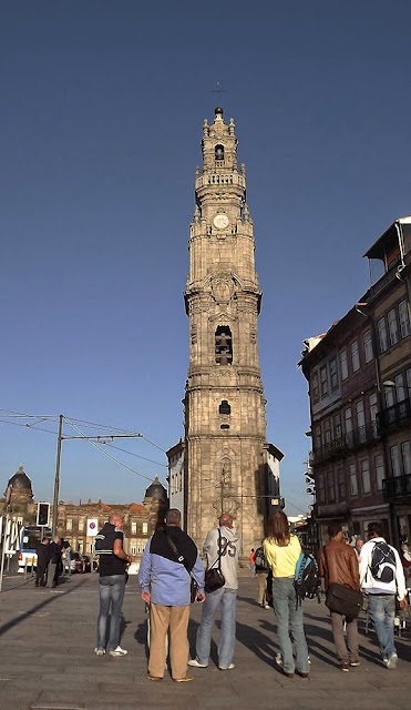 Torre dos Clárigos