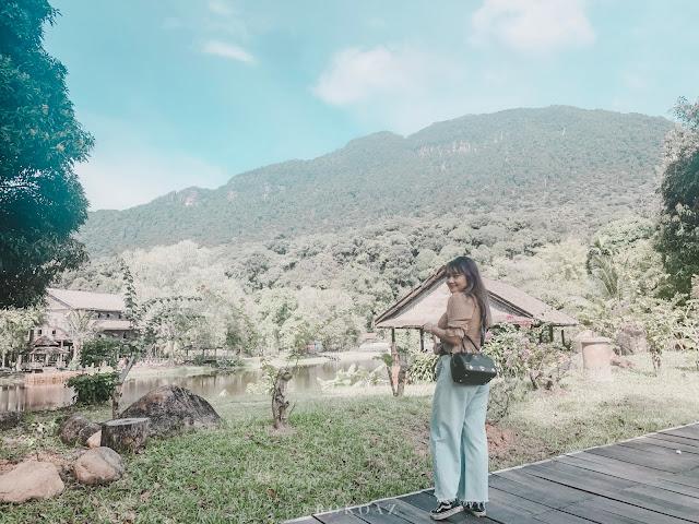 santubong mountain