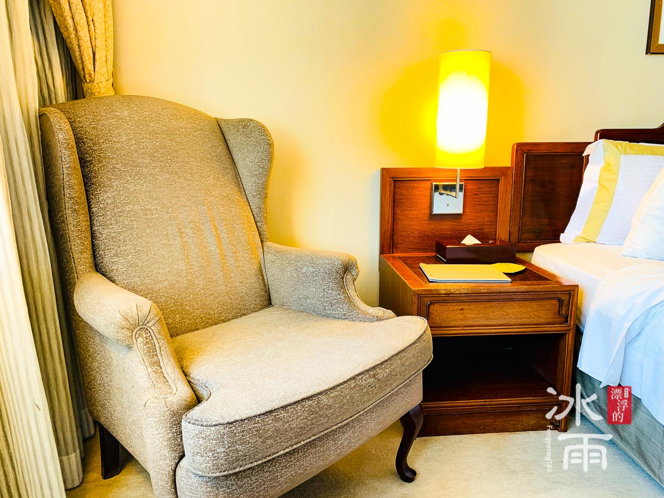 福華大飯店|休憩椅
