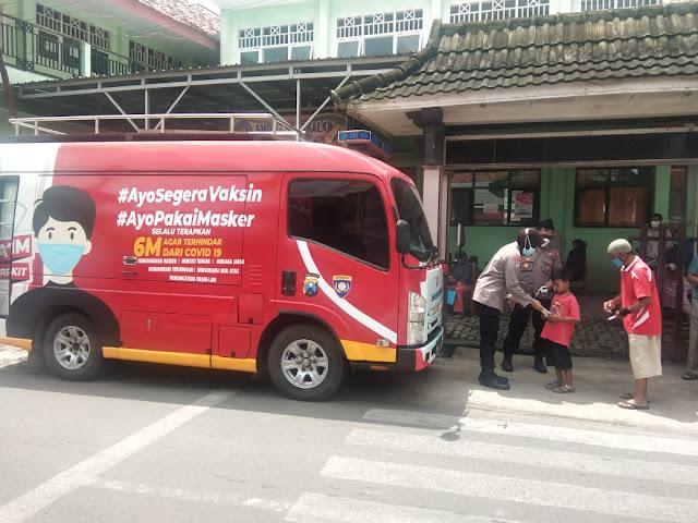 Kapolres Bangkalan ajak warga Segera Vaksin dan Jangan Lupa Pakai Masker !