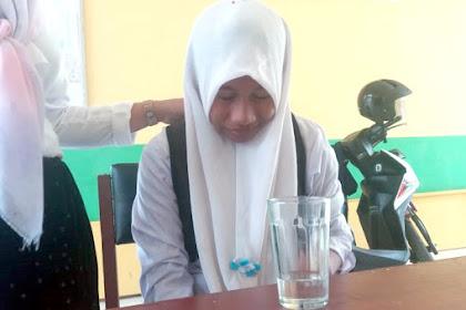 Sakit Perut Saat Belajar, Siswi di Aceh Mengaku Tak Punya Beras