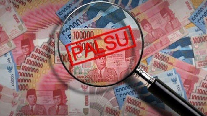 Terungkap! Beredar Uang Palsu Senilai Rp 274 Miliar, Jangan Sampai Tertipu