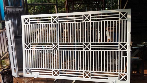 Harga Pagar 2020 (Besi Hollow, Tempa, Stainless Steel Dll) |  SitusBangunan.com