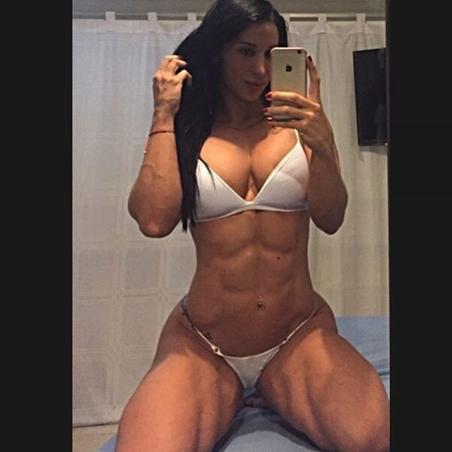 ANA COZAR, THE QUEEN OF THE FITNESS WORLD 4