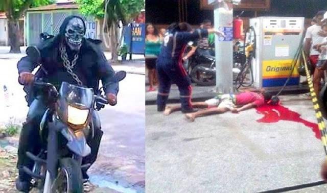 Justiceiro do Pará aterroriza ladrões e mata 30 bandidos em uma noite