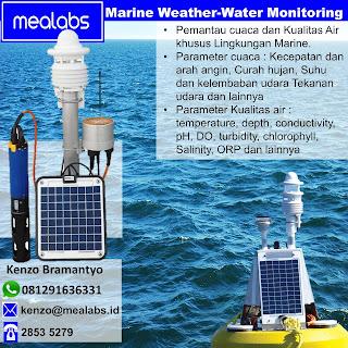 Pemantau Cuaca Laut , Maritime , Marine