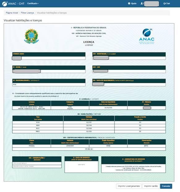 Saiba aqui: Como Emitir a CHT Digital da ANAC – A nova licença dos profissionais da Aviação Civil já está em vigor | por É MAIS QUE VOAR