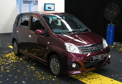 Get New Perodua Car: Perodua Viva Old Facelift