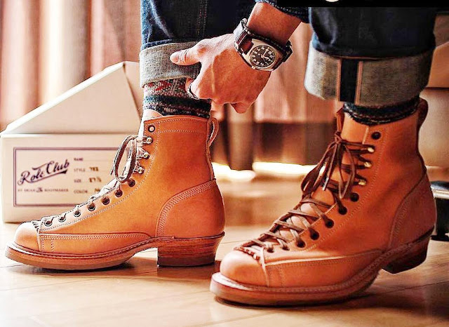 Perfect boots