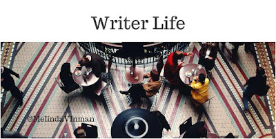 "Meme that says ""Writer Life."""