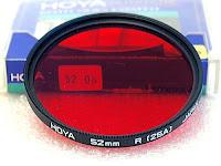 Hoya 52mm R (125A)