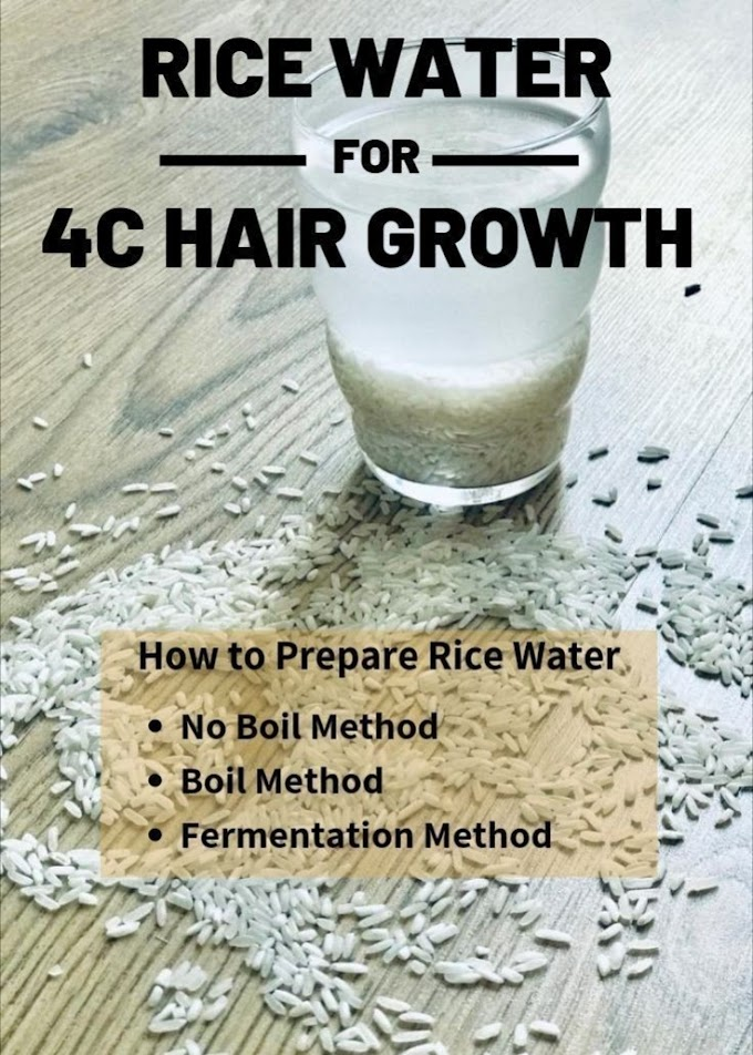 Rice Water?!,  Secret For Rapid Hair Growth