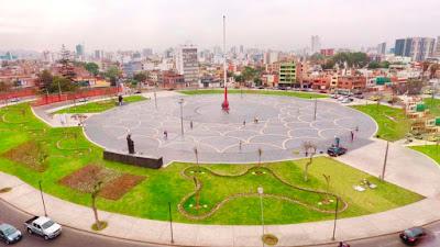 parque de la bandera