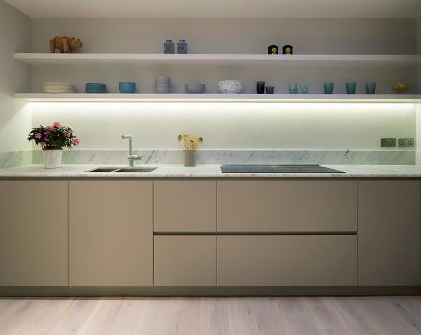 Thiết kế nội thất cho căn hộ tầng Penthouse Tại Hà Nội