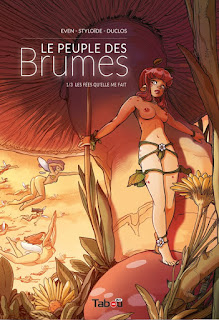 [7BD] Le peuple des Brumes: Les fées qu'elle me fait - tome 1